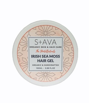 ORGANIC IRISH SEA MOSS CURLING HAIR GEL