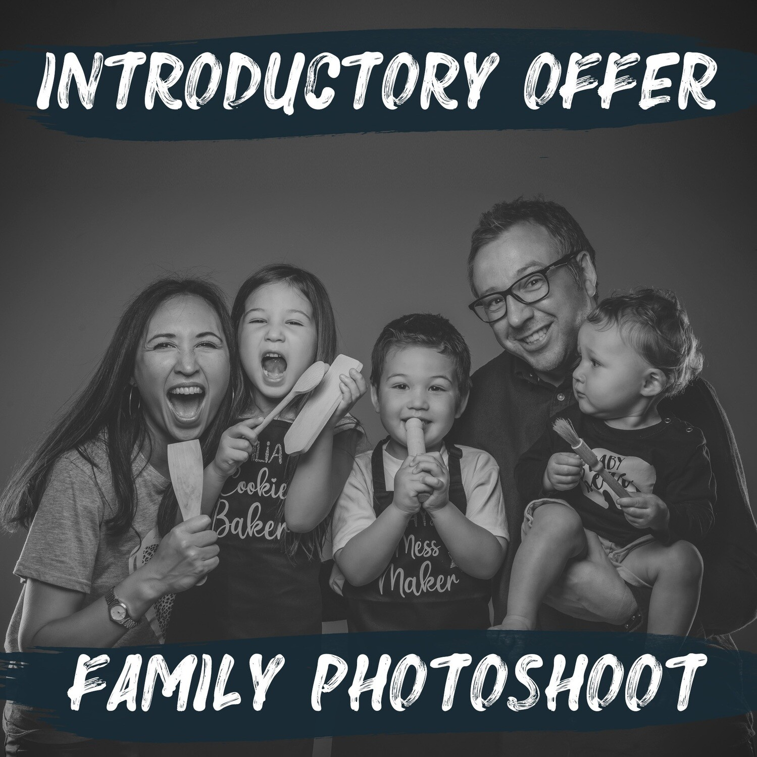 Family Photoshoot & £50 Gift Voucher