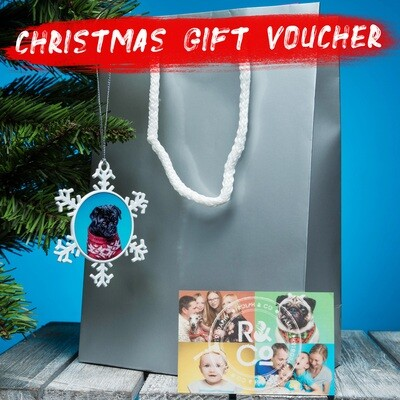 THE PERFECT CHRISTMAS GIFT, Choice of photoshoot & £50 Voucher