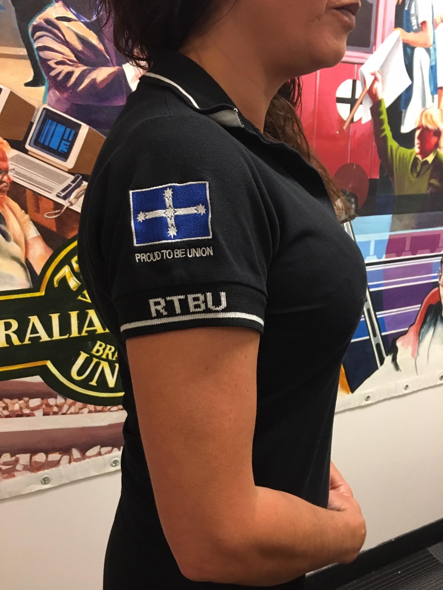 Women's Polo Shirt - Black