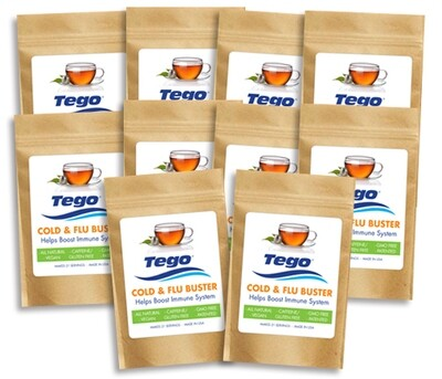 Tego Cold & Flu Buster - 10 pack