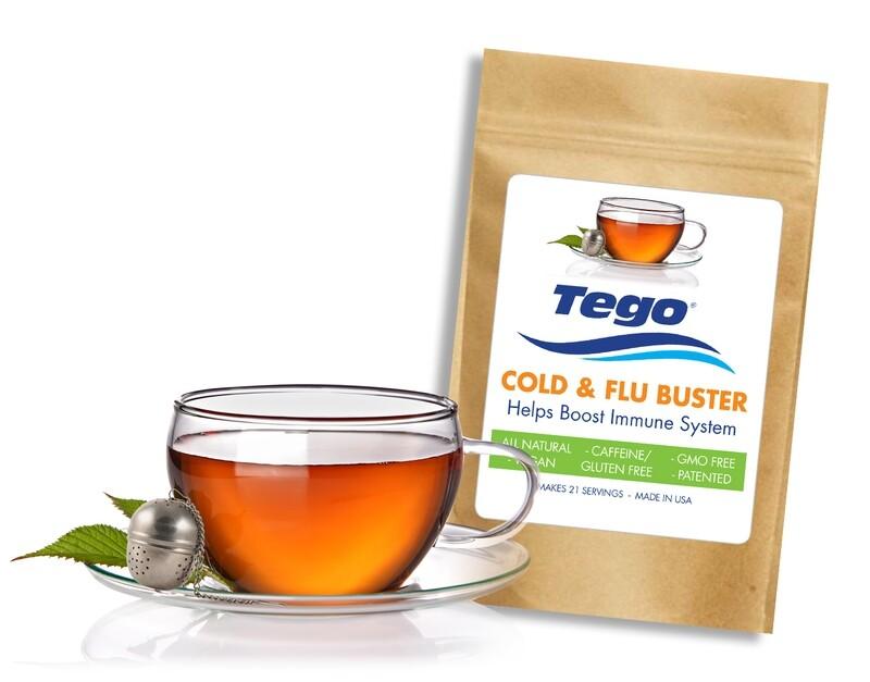 Tego Cold & Flu Buster Single Pack