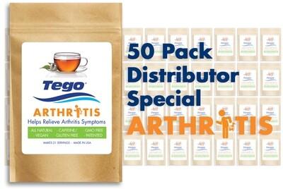 Tego Arthritis - 50 Pack