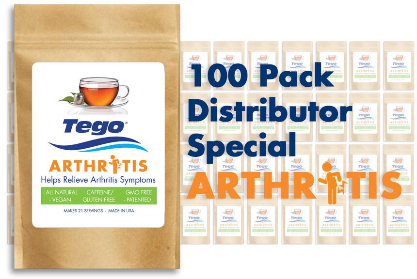 Tego Arthritis - 100 Pack