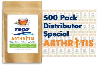 Arthritis - 500 Pack