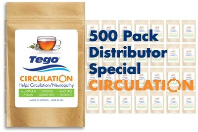 Circulation / Neuropathy - 500 Pack