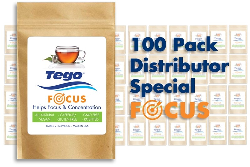 Tego Focus  -   100 Pack