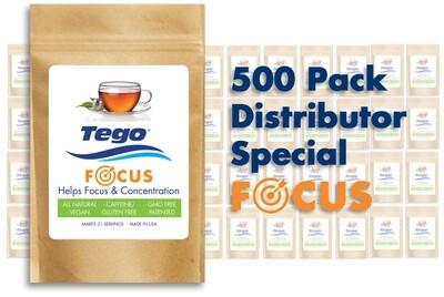 Focus - 500 Pack