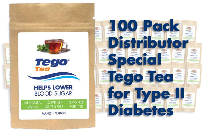 Tego Diabetes - 100 Pack