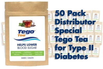 Tego Diabetes - 50 Pack