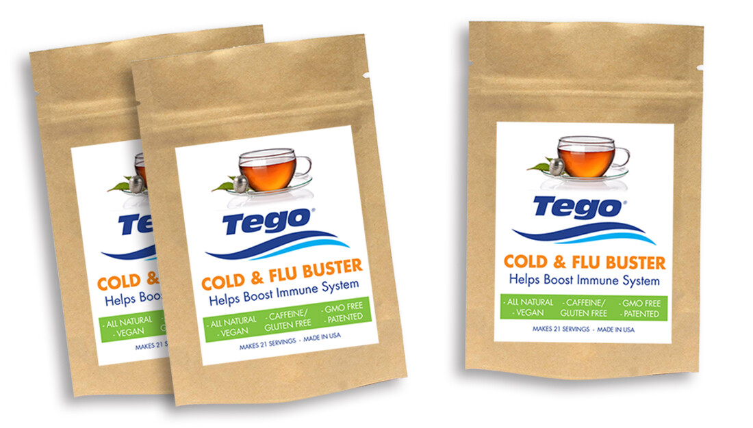 Cold & Flu Buster - Buy 2 - Get 1 Free