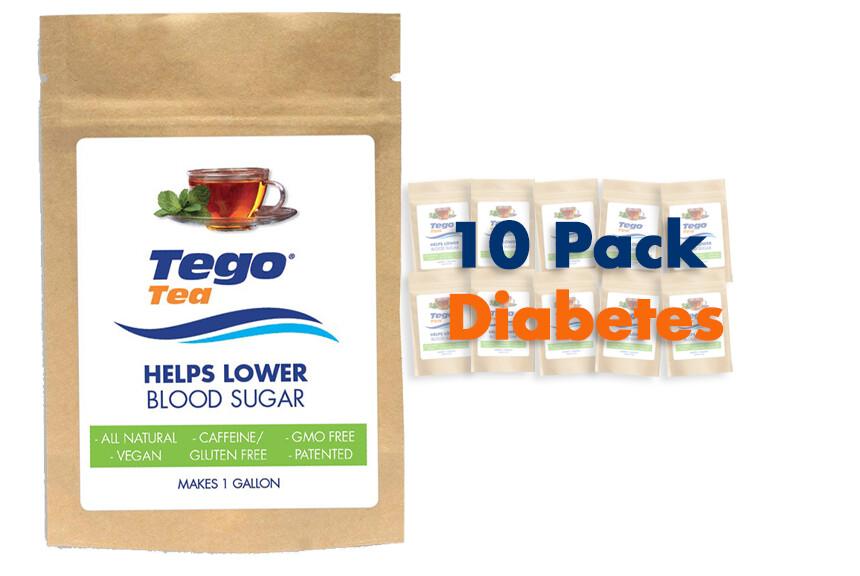 Tego Diabetes - 10 Pack