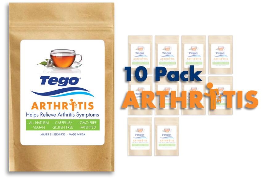 Tego Arthritis - 10 Pack