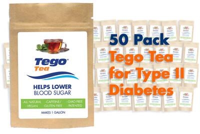 Tego Diabetes - 50 Pack