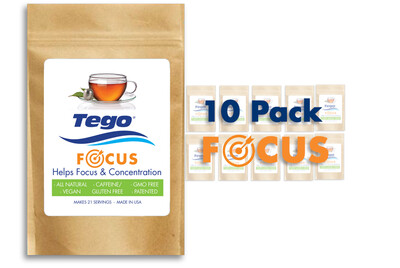 Tego Focus - 10 Pack