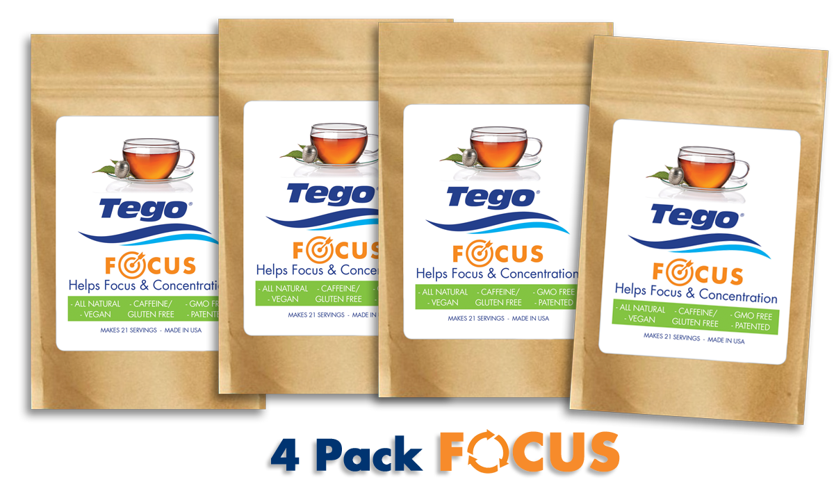 Tego Focus - 4 Pack
