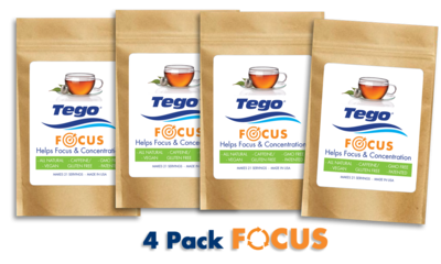 Tego Focus - 4 Pack