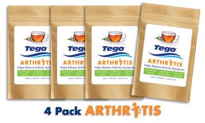 Tego Arthritis - 4 Pack