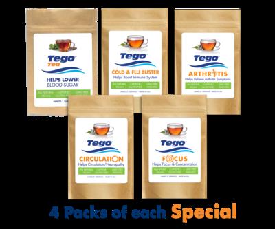 Vendor Special Pack - 20 Packs