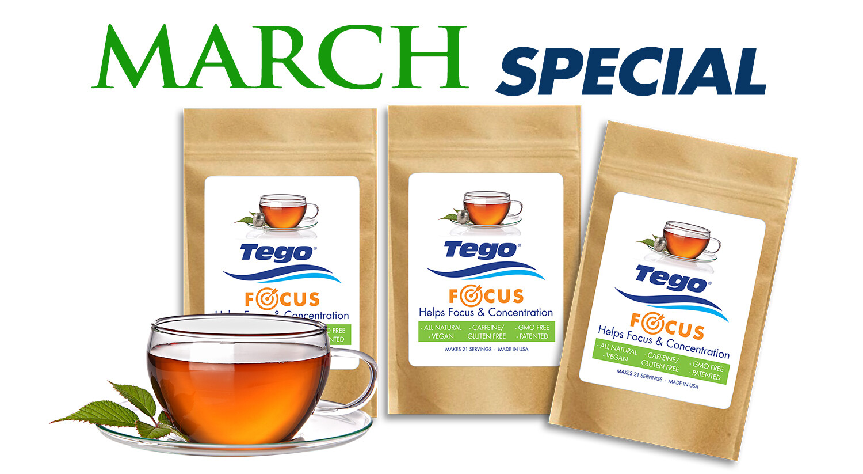 March Special - Focus - Buy 2 - Get 1 Free