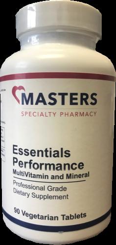 Essentials Performance MultiVitamin & Mineral