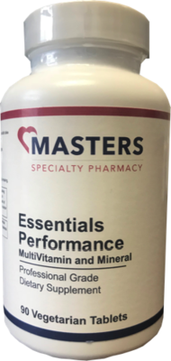 Essentials Performance MultiVitamin & Mineral