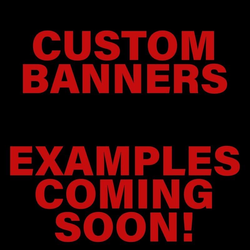 Custom Celebration Banners
