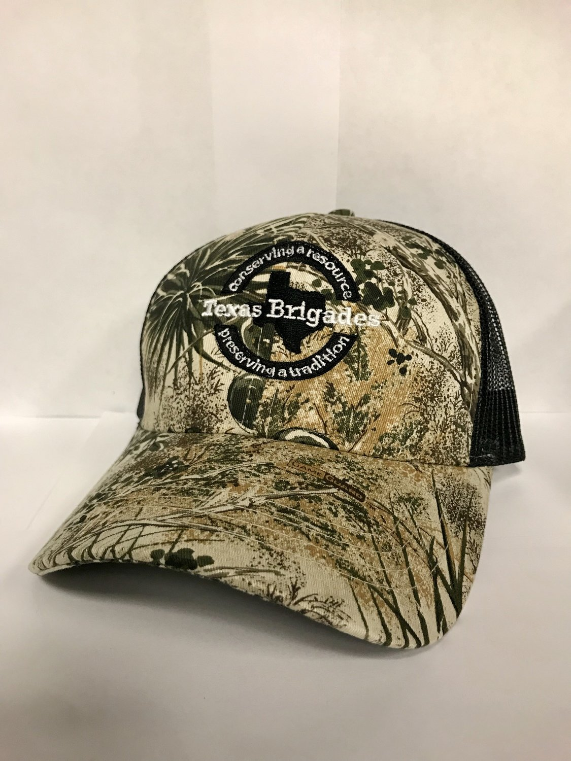 Texas Brigades Game Guard Camo Hat