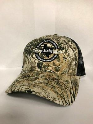 Texas Brigades Game Guard Camo Hat