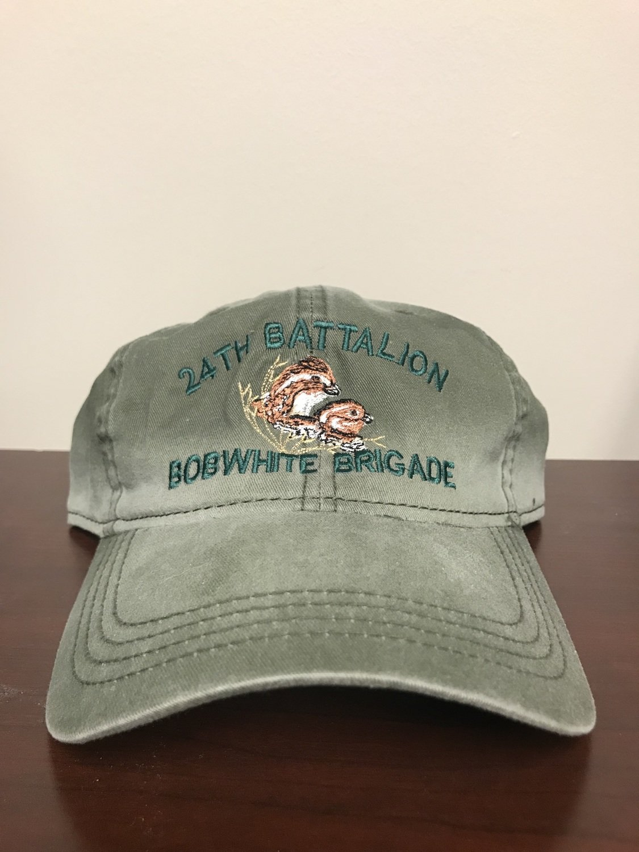 Rolling Plains Bobwhite Brigade 24th Battalion Cap