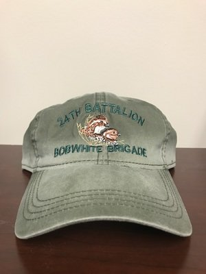 Rolling Plains Bobwhite Brigade 24th Battalion Cap
