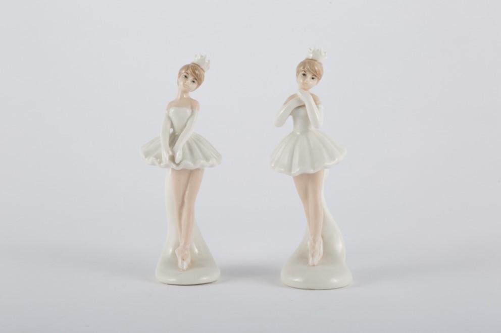 Bomboniera in porcellana principessa Pz. 2