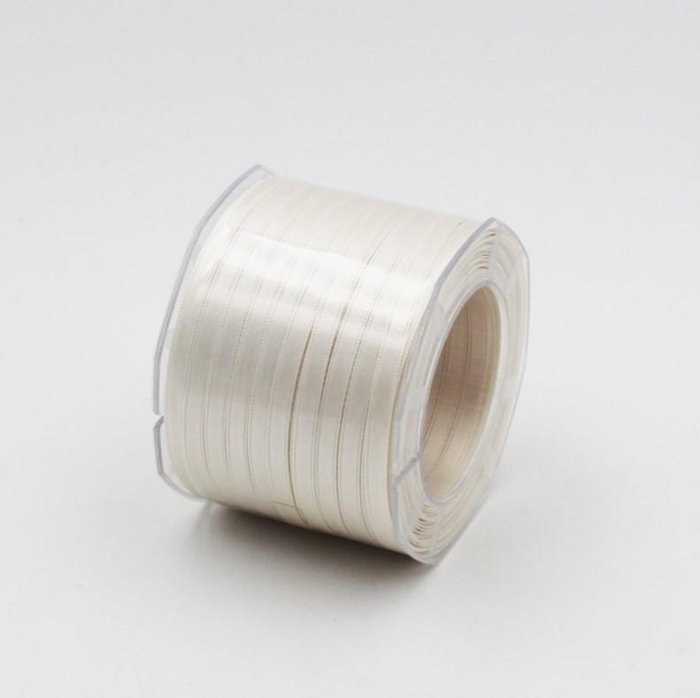 Furlanis nastro di raso panna colore 30 mm.6 Mt.100