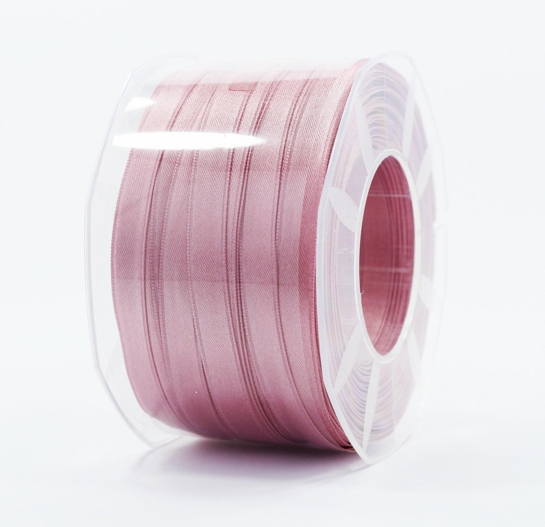 Furlanis nastro di raso rosa antico scuro colore 37 mm.10 Mt.100