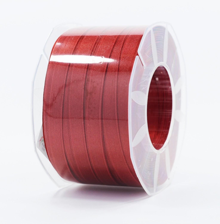 Furlanis nastro di raso mattone colore 48 mm.10 Mt.100