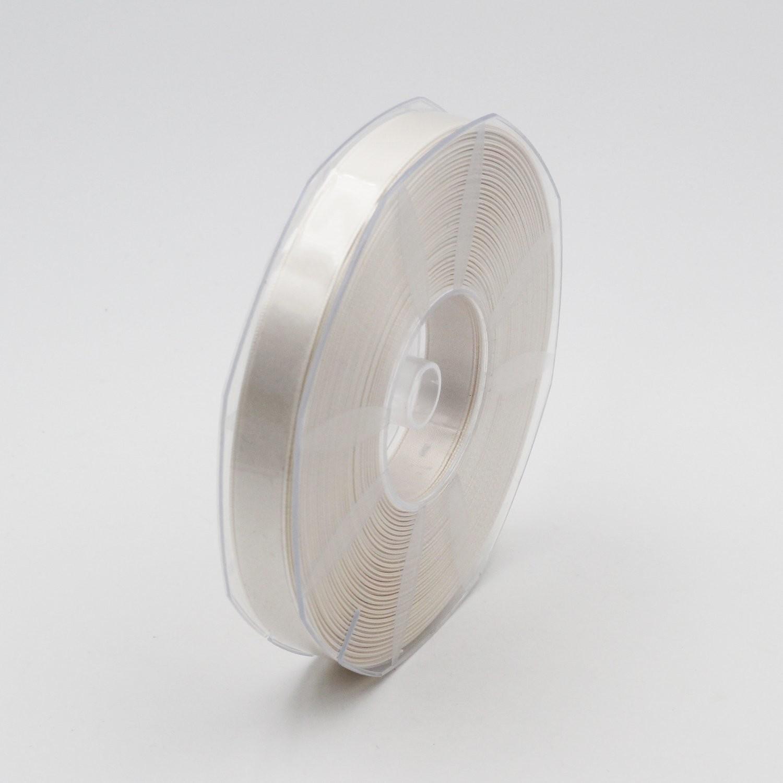 Furlanis nastro di raso panna colore 30 mm.16 Mt.50
