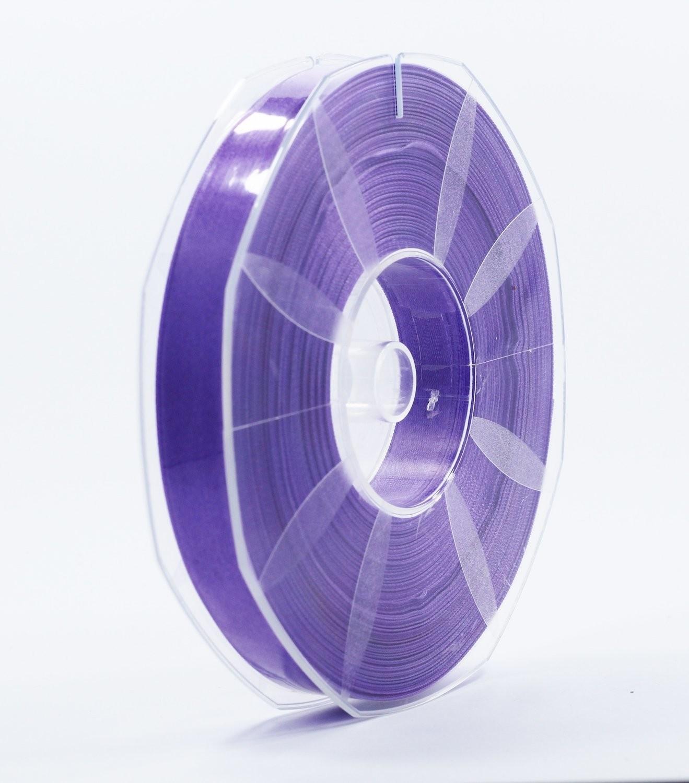 Furlanis nastro di raso viola colore 76 mm.16 Mt.50