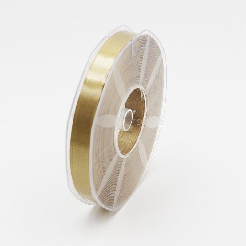 Furlanis nastro di raso oro colore 1084 mm.16 Mt.50