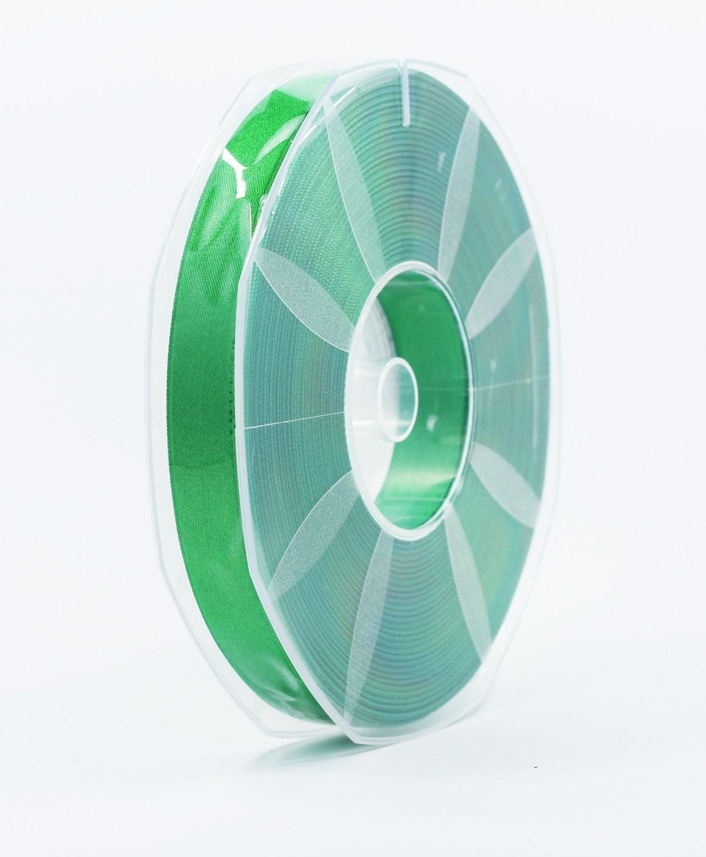 Furlanis nastro di raso verde scuro colore 32 mm.16 Mt.50