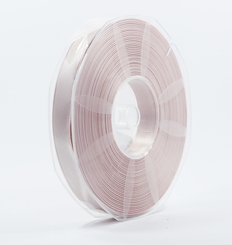Furlanis nastro di raso cipria chiaro colore 52 mm.16 Mt.50