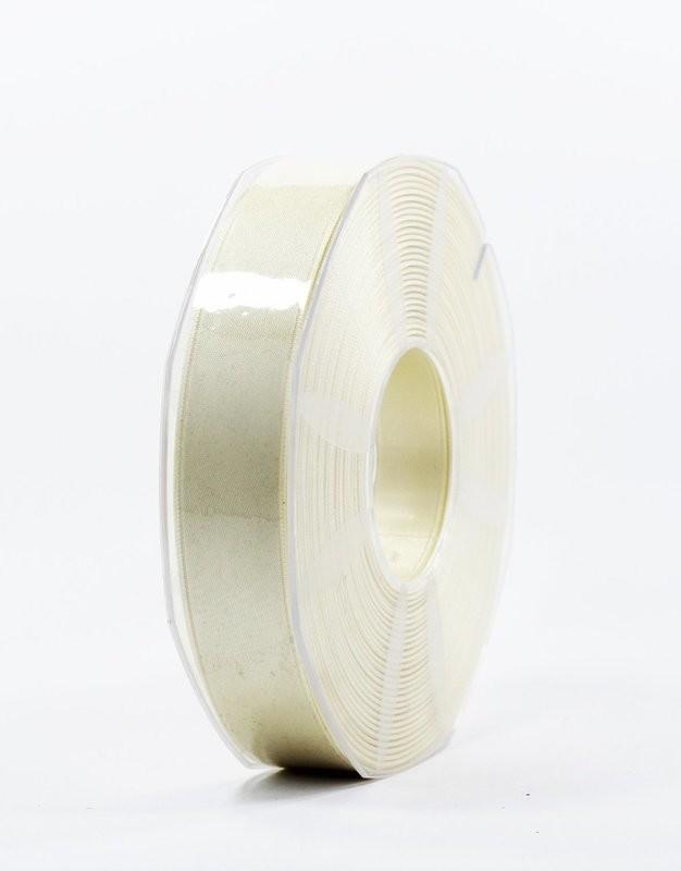 Furlanis nastro di raso crema colore 59 mm.25 Mt.50