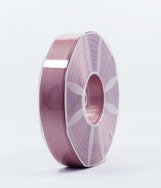 Furlanis nastro di raso rosa antico scuro colore 37 mm.25 Mt.50