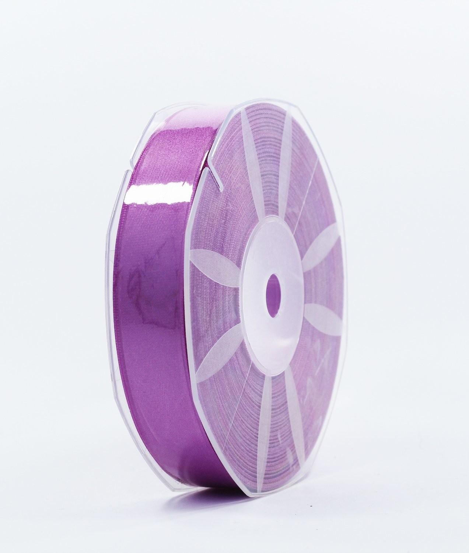 Furlanis nastro di raso lilla colore 60 mm.25 Mt.50