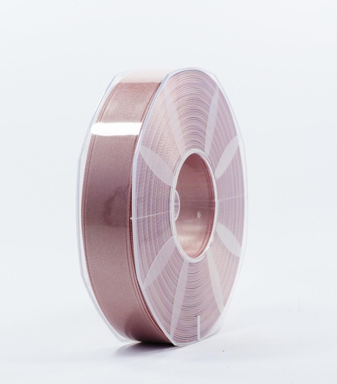 Furlanis nastro di raso rosa antico chiaro colore 552 mm.25 Mt.50