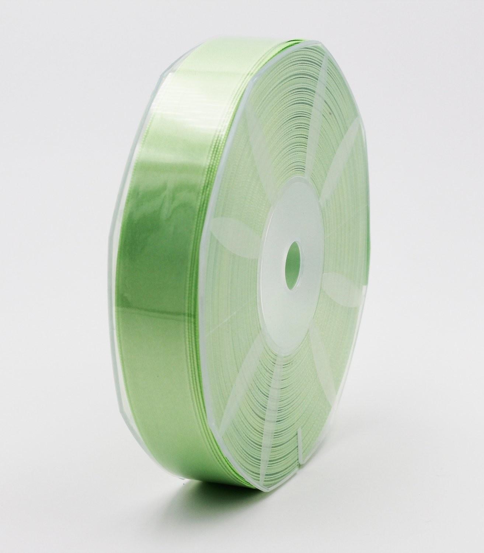 Furlanis nastro di raso verde menta colore 549 mm.25 Mt.50