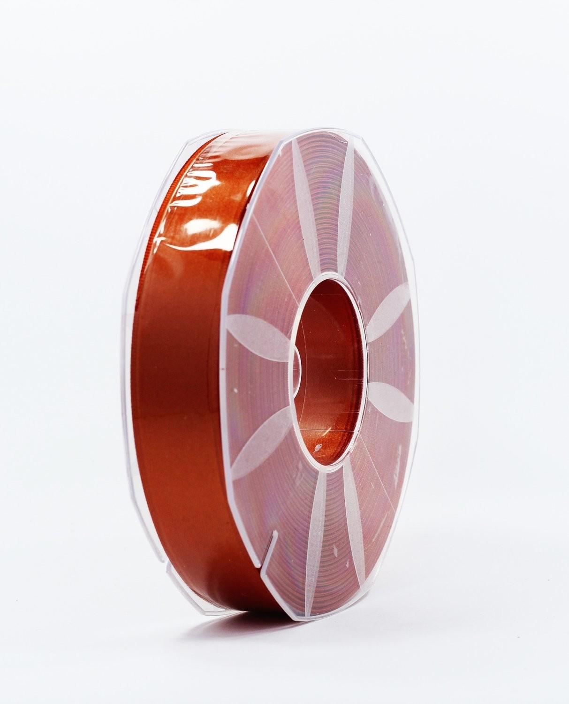Furlanis nastro di raso ruggine colore 42 mm.25 Mt.50