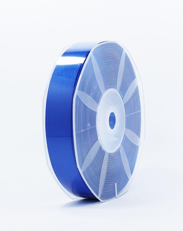 Furlanis nastro di raso bluette colore 654 mm.25 Mt.50