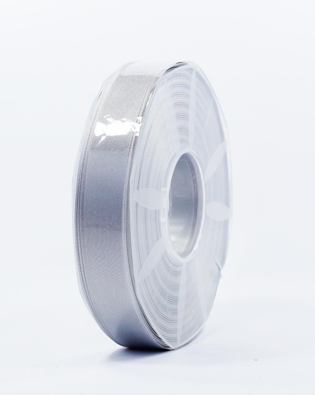 Furlanis nastro di raso grigio perla colore 73 mm.25 Mt.50