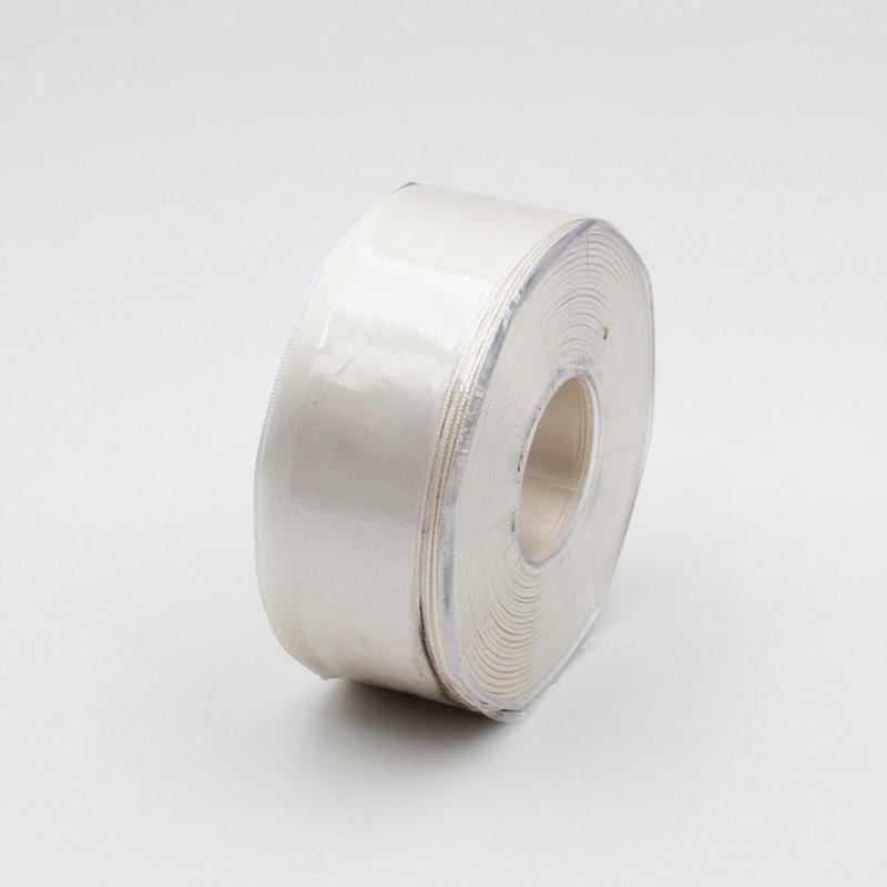Furlanis nastro di raso panna colore 30 mm.40 Mt.25
