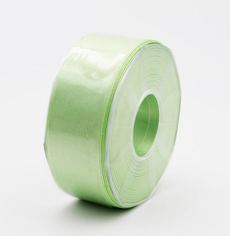 Furlanis nastro di raso verde menta colore 549 mm.40 Mt.25